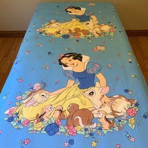 Vintage Disney Snow White Bedding